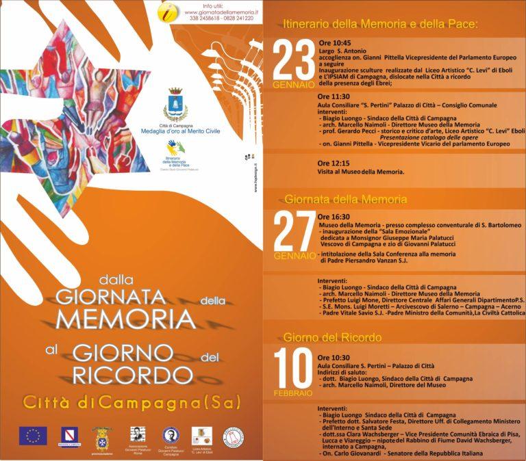 Programmazione del Museo 2012